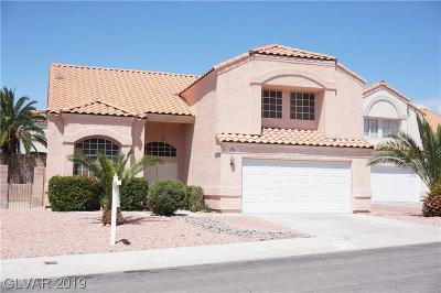 Single Family Home For Sale: 2709 Monrovia Drive