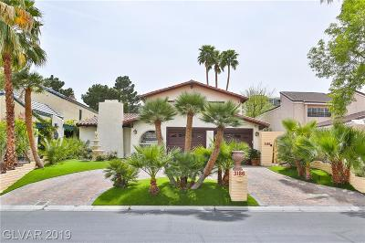 Single Family Home For Sale: 3186 Bel Air Drive