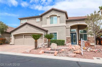 Las Vegas  Single Family Home For Sale: 10134 Reflection Brook Avenue