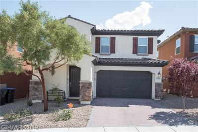 Las Vegas Single Family Home Under Contract - No Show: 8039 Kemblefield Avenue