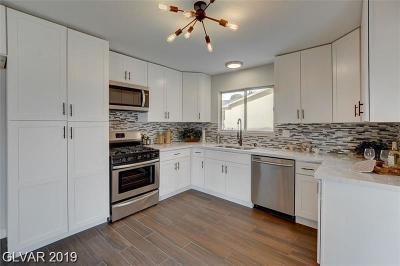 Boulder City Single Family Home For Sale: 615 Don Vincente Drive