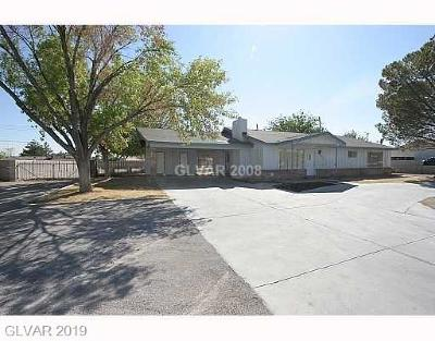 Clark County Single Family Home For Sale: 5231 Smoke Ranch Road