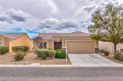 North Las Vegas Single Family Home For Sale: 2617 Willow Wren Drive