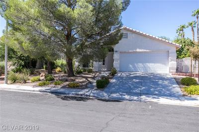 Green Valley South Single Family Home For Sale: 185 Ruidoso Lane