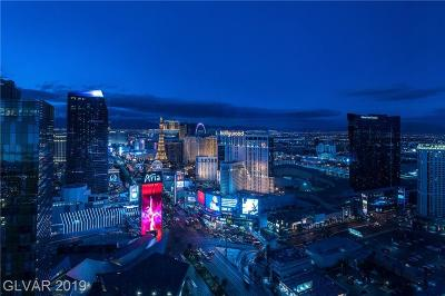 Las Vegas High Rise Under Contract - Show: 3750 Las Vegas Boulevard #3605