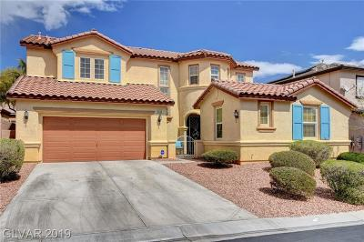 Las Vegas, North Las Vegas, Henderson Single Family Home For Sale: 9804 Sandy Turtle Avenue