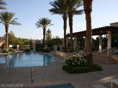 Viera Condo Amd, V At Lake Las Vegas, Mantova-Phase 1, Mantova-Phase 2, South Shore Villas Amd, Luna Di Lusso Condo 2nd Amd, Luna Di Lusso Condo 3rd Amd, Parcel 6n-4-A Vita Bella Condo/Townhouse For Sale: 30 Strada Di Villaggio #130