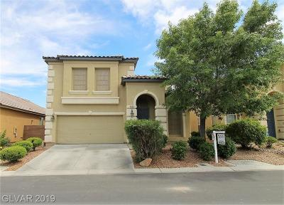 Las Vegas Single Family Home For Sale: 4829 Savannah Sky Avenue