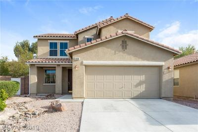 North Las Vegas NV Single Family Home Under Contract - No Show: $280,000