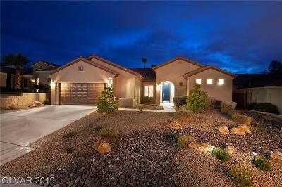 Las Vegas, North Las Vegas, Henderson Single Family Home For Sale: 2237 Merrimack Valley Avenue