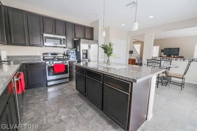 North Las Vegas Single Family Home For Sale: 5428 Emerald Basin Street