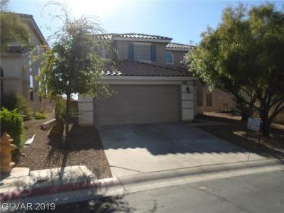 Las Vegas  Single Family Home For Sale: 6080 Amazing Grace Court