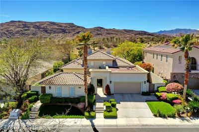 Las Vegas Single Family Home For Sale: 2301 Alcova Ridge Drive