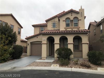 Single Family Home For Sale: 7830 Granite City Court
