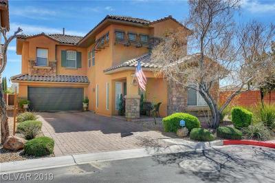 Single Family Home For Sale: 9886 Sunflower Hill Street