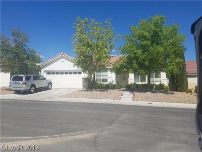 Las Vegas  Single Family Home For Sale: 3421 Camsore Point Drive