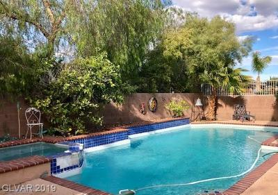 Henderson Single Family Home Under Contract - Show: 2236 Alanhurst Drive