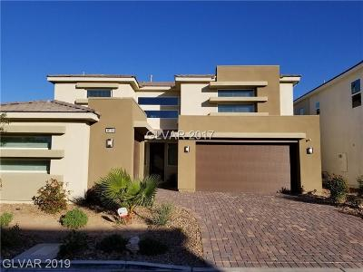 Las Vegas  Single Family Home For Sale: 8116 Tiber Creek Way