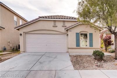 Single Family Home For Sale: 8645 Palomino Ranch Street