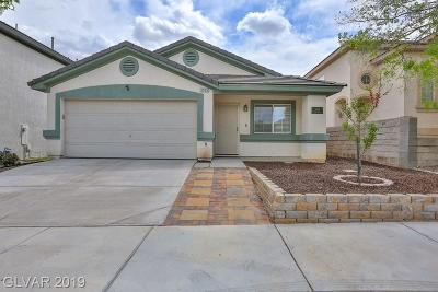 Las Vegas Single Family Home For Sale: 9505 Forest Lily Court