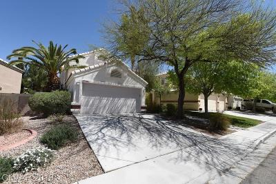 Henderson Single Family Home For Sale: 326 Lander Drive