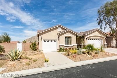 Las Vegas Single Family Home For Sale: 10146 Donald Weese Court