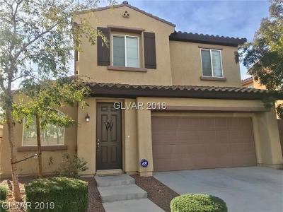Single Family Home For Sale: 10741 Mentesana Avenue