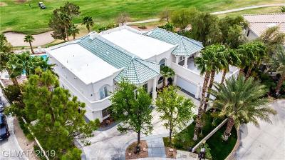 Henderson Single Family Home For Sale: 2000 Doral Place