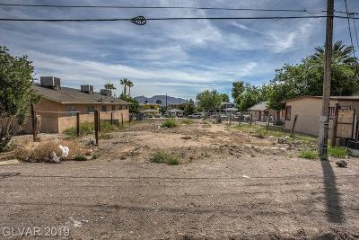 Las Vegas Residential Lots & Land For Sale: 381 13th Street