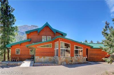 Single Family Home For Sale: 2995 Canyons Eye Circle