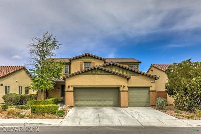 Las Vegas NV Single Family Home Under Contract - No Show: $374,900