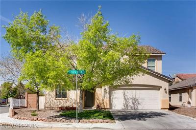 Single Family Home For Sale: 8101 Calico Wind Street