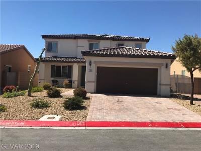 North Las Vegas NV Single Family Home For Sale: $324,900