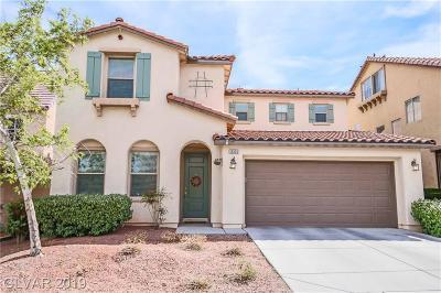 Single Family Home For Sale: 10335 Settlers Run Avenue