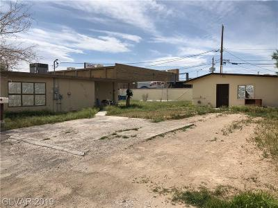 Las Vegas Multi Family Home For Sale: 5919 Cassedy Lane