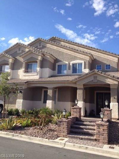Las Vegas NV Single Family Home Under Contract - No Show: $445,000