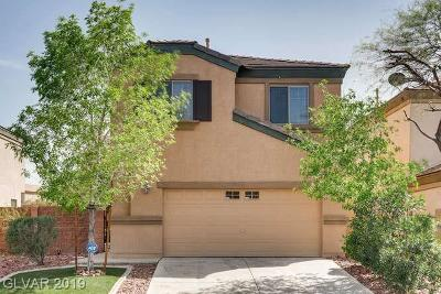 Henderson Single Family Home Under Contract - No Show: 323 Red Eucalyptus Drive