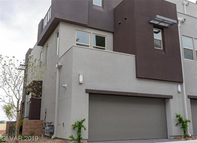 Las Vegas Condo/Townhouse Under Contract - No Show: 11315 Kraft Mountain Avenue #101