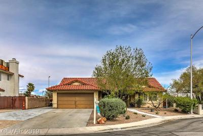 Las Vegas Single Family Home Under Contract - Show: 3004 Brair Knoll Court