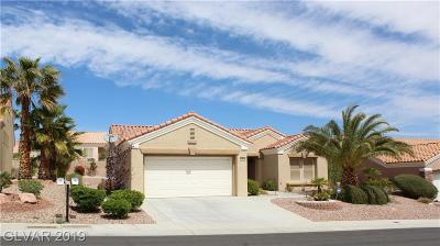 Sun City Summerlin Single Family Home Under Contract - No Show: 10812 Mission Lakes Avenue