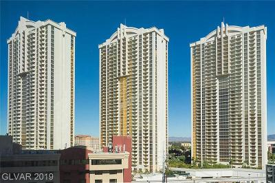 Las Vegas NV High Rise Under Contract - No Show: $775,000