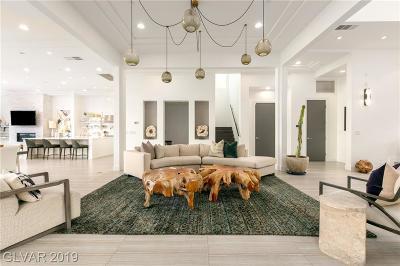 Henderson Single Family Home For Sale: 2260 Horizon Light Court
