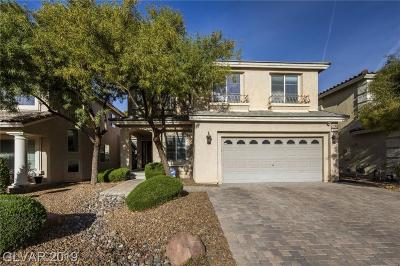 Las Vegas NV Single Family Home Sold: $375,000