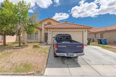 North Las Vegas Single Family Home For Sale: 4448 Ryder Lane