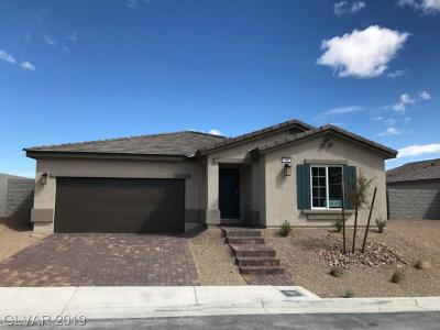 Indian Springs NV Single Family Home For Sale: $270,000