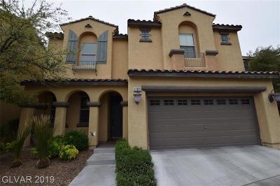 Single Family Home For Sale: 6739 Sumatra Street