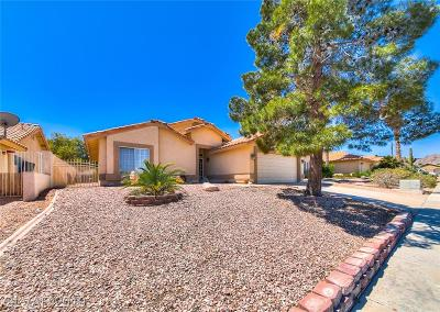 Henderson Single Family Home For Sale: 406 Heather Drive