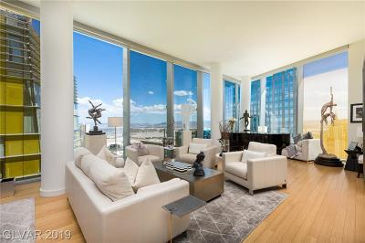 Sky Las Vegas, Veer Towers, Vdara Condo Hotel, Resort Condo At Luxury Buildin High Rise For Sale: 3726 Las Vegas Boulevard #3503