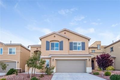 Las Vegas NV Single Family Home Under Contract - No Show: $368,000