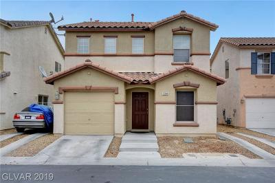 Las Vegas Single Family Home Under Contract - No Show: 1294 Orchard View Street